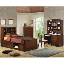 coaster furniture 400280t hillary and scottsdale twin bookcase bed