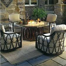 patio furniture with fire pit table lowes patio furniture sets outdoor furniture featured image lowes