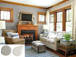 Best Home Interior Paint Colors Craftsman Home Interior Paint Colors Best Wood Trim Ideas