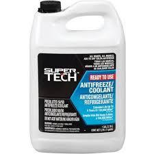super tech 50 50 antifreeze coolant pre mix walmart com