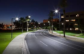 ge evolve led roadway lighting ge s led street lighting to bring energy savings to city of phoenix