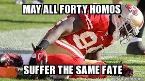 Anti 49ers Meme - 49ers hater weknowmemes generator