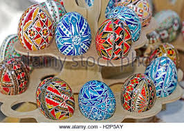 decorated eggs for sale one easter egg decorated with multicolored braid and sparkles in
