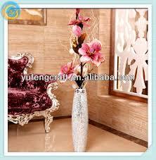 Artificial Flowers In Vase Wholesale Long Stem Glass Flowers Vase Wholesale Buy Flowers Vase