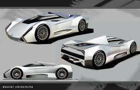 lamborghini car drawing lamborghini le mans concept car body design