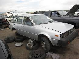white nissan sentra 2012 junkyard find 1982 nissan sentra station wagon the truth about cars