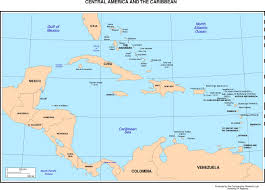 Cayman Islands Map In The World by Maps Of The Americas