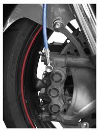 galfer sportbike front brake line yamaha r6 2006 2016 revzilla