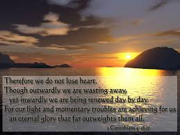 scripture about being the light scripture for today 2 corinthians 4 6 10 16 18 to give the light