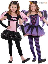 ballerina halloween costume girls ballerina bat tutu halloween costume age 3 10 fancy dress