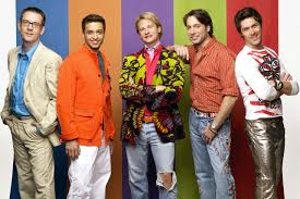The First Fab 5 Where Are The Original U0027queer Eye U0027 Guys Now