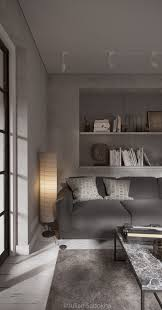 Bedroom New Design 2015 A Cool Grey Interior For A Free Spirit