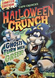 amazon com cap u0027n crunch u0027s halloween crunch ghosts turn milk green
