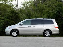 2007 honda odyssey pictures