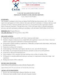 casa of yellowstone county is hiring program coordinator rocky