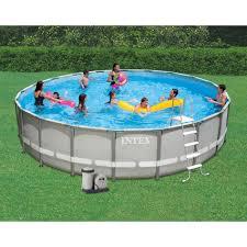 Intex Inflatable Swimming Pool Intex 24 U0027 X 52