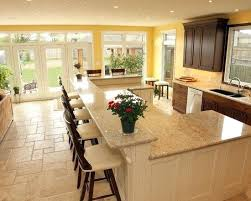 kitchen island with bar top kitchen island bar top height raised or flat with seating