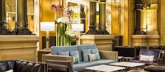 id s aration chambre salon hotels opera