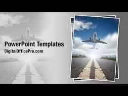 airport powerpoint template backgrounds digitalofficepro 09144w