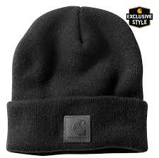 carhartt black friday deals men u0027s black label watch hat 101070 carhartt