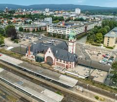 Parken In Bad Homburg Lage U2013 Uniqus Bad Homburg