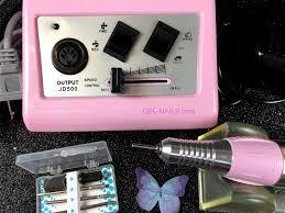electric nail drill jd500 110v american standard i gel nails com