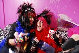 Jayy Von Monroe And Dahvie Vanity Dahvie And Jayy Kiss By Rose One Of A Kind On Deviantart