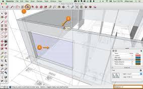 sketchup floor plan 2d to 3d sketchup tutorial create a 3d model
