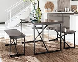 Chic Inspiration Ashley Furniture Dining Table With Bench All - Ashley furniture dining table bench