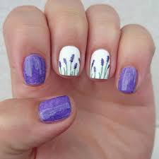 lavender nails dahlia nails lovely lavender hair and nails