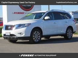 nissan pathfinder 2016 price 2016 used nissan pathfinder 4wd 4dr s at capitol expressway used