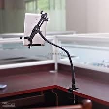 2017 tablet desktop holder mount gooseneck stand arm holder on