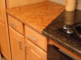 butcher block and wood countertops hgtv