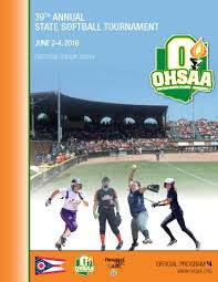 ohsaa girls softball information