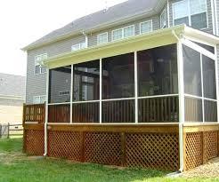screened porch kit elegant sun porch kits screened porch off