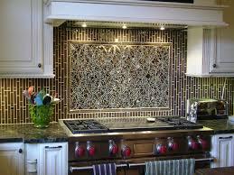 Mosaic Tile Kitchen Backsplash Kitchen Mosaic Tiles Kitchen Design