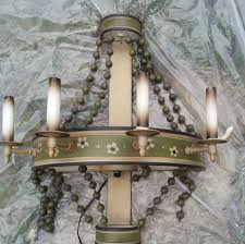 Painting Brass Chandelier Should You Paint It Cedar Hill Farmhouse