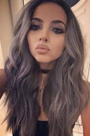 dark hair with grey models grey hair colours celebrities with silver grey hair dye glamour uk