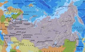 moscow map world map of russia st petersburg and moscow map