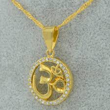 pendant necklace india images Hindoo jewelry ohm hindu buddhist aum om pendant necklace hinduism jpg