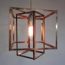 Copper Light Pendants Copper Light Lounge Etsy Diy Pinterest Chandeliers
