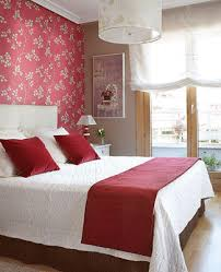modern bedroom wallpaper one wall decoration trends