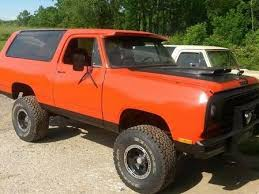 dodge ramcharger 20 used mopar dodge ramcharger cars mitula cars
