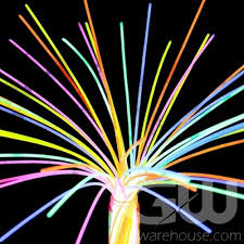 glow necklaces glow stick necklaces single colors glowarehouse