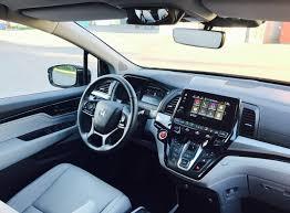 odyssey car reviews and news at carreview com 2018 honda odyssey elite review you get a lot of minivan for 48 000