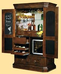 liquor display cabinet fashion liquor store decoration with wood