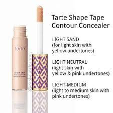 light sand tarte concealer 41 off tarte makeup shape tape concealer full sized poshmark