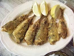 cuisiner le maquereau maquereaux et chinchards marinés en friture