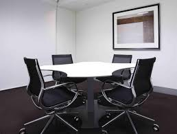 private meeting room for 6 at scottish house business centre