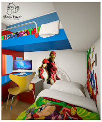 superhero home decor bedroom design small kids bedroom ideas super hero theme home